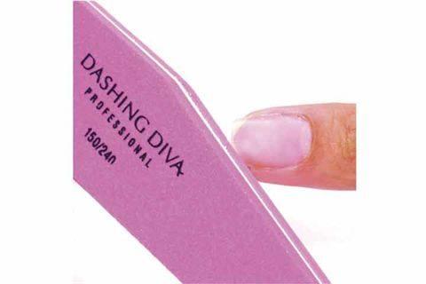 подготовка ногтей к нанесению френч-смайлов