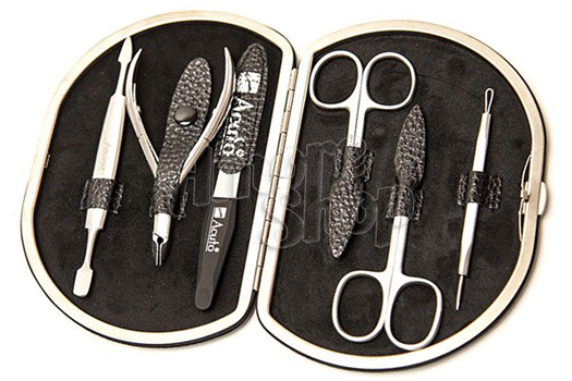 Набор маникюрных инструментов Acuto