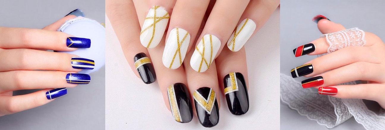 Декор ногтей и