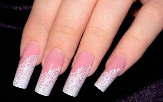 Варианты дизайнов ногтей с использованием гель-красок E.Mi