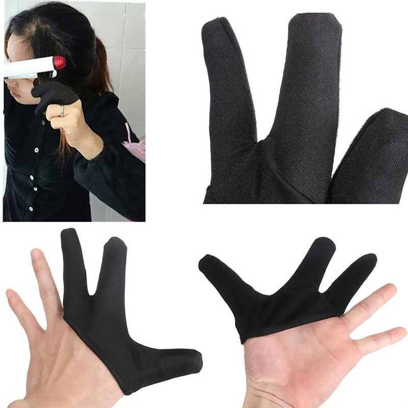 """Пример использования термостойкой""""перчатки"""""""