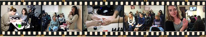 Технология покрытия и снятия гель-лака, выравнивание и укрепление ногтевой пластины