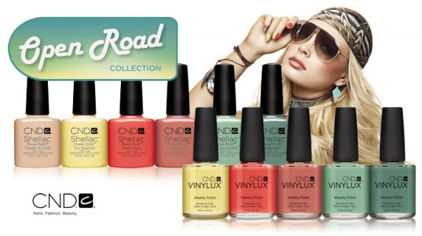 Shellac Open Road Collection
