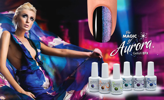 Gelish The Magic of Aurora EFX
