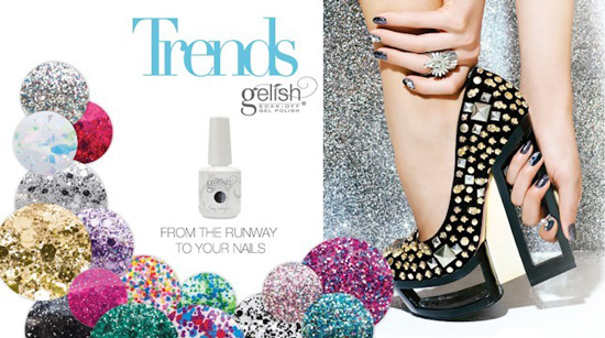 Gelish Trends 2013 Collection