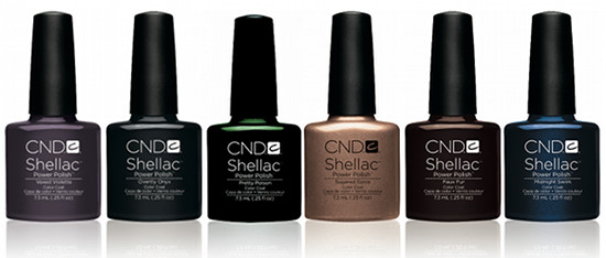 CND Winter fall 2012 collection