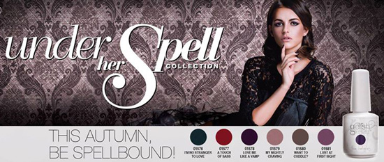 Gelish Under Her Spell Collection