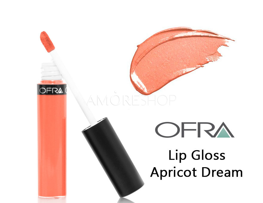 Блеск для губ Ofra Lip Gloss Apricot Dream, 8 г купить в Киеве